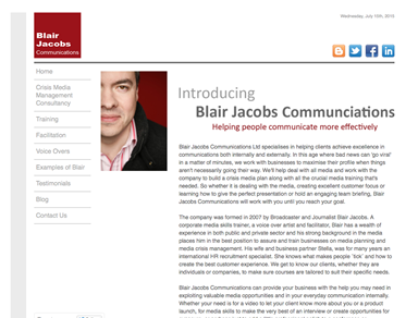 Blair Jacobs Communications